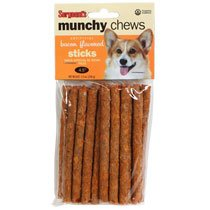 Sergeant's Bacon-Flavored Munchy Chews, 20-ct. Packs