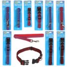 Paws-n-Claws Reflective Dog Collars and Leashes