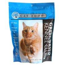 Greenbrier Kennel Club Dry Cat Food, 18 oz.