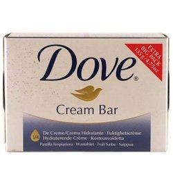 DOVE BAR SOAP WHITE 135G #GM