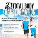 The Primal Blueprint 21-day Total Body Transformation by Mark Sisson (2011, P...