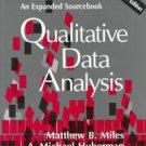 Qualitative Data Analysis by Matthew B. Miles and A. M. Huberman (1994,...