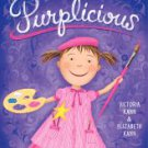 Purplicious by Victoria Kann and Elizabeth Kann (2007, Hardcover)
