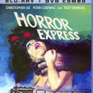 Horror Express (Blu-ray/DVD, 2011, 2-Disc Set)