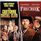The Cheyenne Social Club/Firecreek (DVD, 2006)