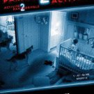 Paranormal Activity 2 (DVD, 2011)