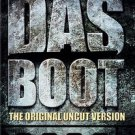 Das Boot - The Director's Cut (DVD, 2004, 2-Disc Set, Original Uncut Version)