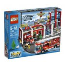 LEGO City Fire Station (7208) NEW