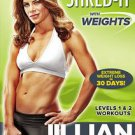 Jillian Michaels: Shred-It With Weights (DVD, 2010)