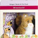Ginger Book & Pet Pack (2010, Other, Mixed media product)