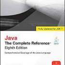 Java 7: The Complete Reference, 8th Edition by Herbert Schildt (2011, Paperback)