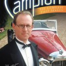 Campion - The Complete First Season (DVD, 2003, 4-Disc Set, Four Disc Boxed Set)