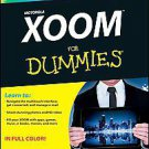 Motorola Xoom for Dummies by Andy Rathbone (2011, Paperback)