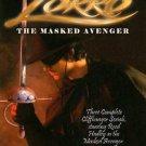 Zorro: The Masked Avenger (DVD, 2008, 3-Disc Set)