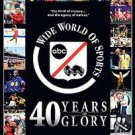 Wide World of Sports - 40 Years of Glory (DVD, 2007)