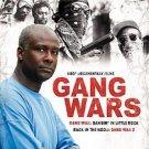 Gang Wars (DVD, 2006)