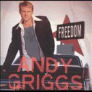Freedom by Andy Griggs (CD, Jun-2002, RCA)