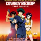 Cowboy Bebop: The Movie (Blu-ray Disc, 2011)