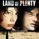 Land of Plenty (DVD, 2006)