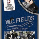W.C. Fields Comedy Collection: Volume Two (DVD, 2007, 5-Disc Set)