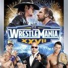 WWE: Wrestlemania XXVII (Blu-ray Disc, 2011, 2-Disc Set, Collector's Edition)