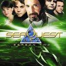 Seaquest DSV: Season Two (DVD, 2008, 8-Disc Set)
