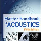 Master Handbook of Acoustics by Ken C. Pohlmann and F. Alton Everest (2009, P...