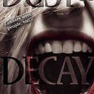 Dust & Decay by Jonathan Maberry (2011, Hardcover)