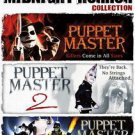 Midnight Horror Collection: Puppet Master (DVD, 2010, 2-Disc Set)