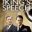The King's Speech by Peter Conradi and Mark Logue (2010, Paperback)