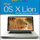 Teach Yourself Visually MAC OS X Lion by Paul McFedries (2011, Paperback)