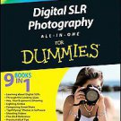 Digital SLR Photography All-in-One for Dummies by Robert Correll (2010, Paper...