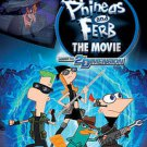 Phineas and Ferb: The Movie - Across the 2nd Dimension (DVD, 2011, 2-Disc Set...