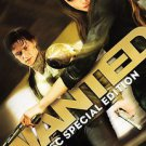Wanted (DVD, 2008, 2-Disc Set, Special Edition)