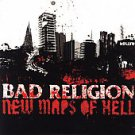 New Maps of Hell by Bad Religion (CD, Jul-2007, Epitaph (USA))