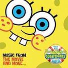 The SpongeBob SquarePants Movie: Music From the Movie and More (CD, Nov-2004,...