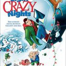Adam Sandler's Eight Crazy Nights (DVD, 2003, 2-Disc Set, Special Edition, Ho...