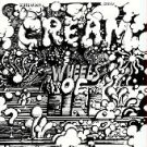 Wheels of Fire [Japan] [Remaster] by Cream (CD, Apr-1998, 2 Discs, Polydor)