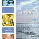 Student Lab Notebook: Top Bound 100 Carbonless Duplicate Sets (1999, Paperback)