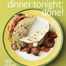 Real Simple Dinner Tonight: Done! by Real Simple (2011, Paperback)