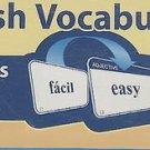 Spanish Vocabulary (2007, Bilingual, Cards)