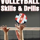 Volleyball Skills & Drills by American Volleyball Coaches' Association (2005,...