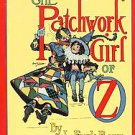 The Patchwork Girl of Oz by L. Frank Baum (1995, Hardcover)
