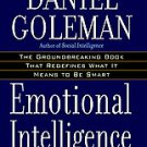 Emotional Intelligence by Daniel Goleman (2005, Paperback, Anniversary)