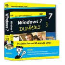 Windows 7 For Dummies by Andy Rathbone (2009, Other, Mixed media product)