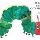 The Very Hungry Caterpillar by Eric Carle (1994, Hardcover, Board)
