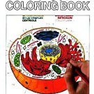 The Biology Coloring Book by Robert D. Griffin (1986, Paperback)