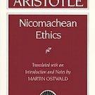 Nicomachean Ethics by Aristotle (1962, Paperback)