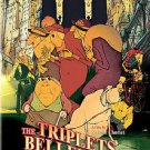 The Triplets of Belleville (DVD, 2004)