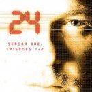 24 Season One - TV Starter Set (DVD, 2005)